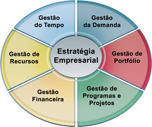 Gestão de Projetos e Portfólios - PPM